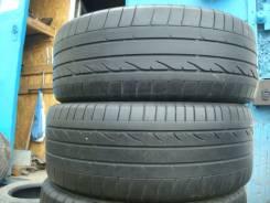 Bridgestone Potenza RE050A. Летние, 2011 год, износ: 40%, 2 шт