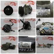 Дополнительное оборудование. Mazda MPV, LW5W Двигатель GYDE