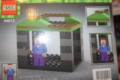 Конструкторы Lego.