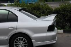 Спойлер на заднее стекло. Mitsubishi Galant