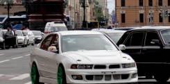 Арка колеса. Mitsubishi Galant