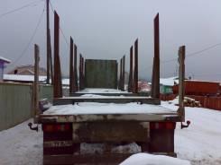 МАЗ. Продам полуприцеп тент-сортиментовоз, 31 000 кг.