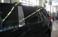 Накладка на стойку. Toyota Land Cruiser Prado, TRJ150W, TRJ12, GRJ150W, GRJ150L, KDJ150L, GRJ151W Двигатели: 2TRFE, 1GRFE, 1KDFTV