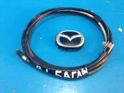 Тросик багажника. Mazda Protege Mazda Familia, BJ5P, BJ3P, BJEP, BJFW, BJFP, BJ5W, BJ8W Mazda 323 Двигатель ZL