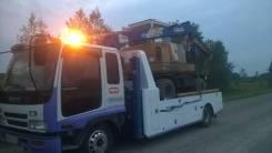 Isuzu Forward. Продам само груз-эвакуатор, 8 200 куб. см., 3 000 кг., 10 м.
