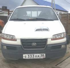 Hyundai Libero. , 2 500 куб. см., 1 000 кг.