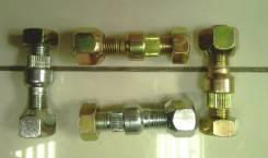 Шпилька колеса BONGO / 1.4т / RR RH / Задняя Правая / 0135826132 / 0K85026132A / ( спарка . ) Желтая