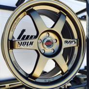 RAYS VOLK RACING. 7.5x17, 5x100.00, ET35, ЦО 73,1мм.