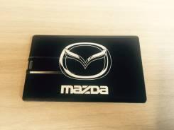 Флешка подарочная марка авто Mazda! Отличный подарок