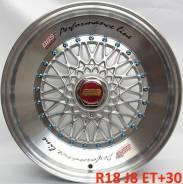 BBS RS. 8.0x17, 5x100.00, 5x112.00, ET30, ЦО 73,1мм.