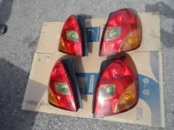Стоп-сигнал. Toyota Corolla Spacio, NZE121 Toyota Spacio, NZE121