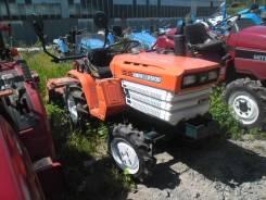 Kubota. Трактор 4wd, фреза в комплекте