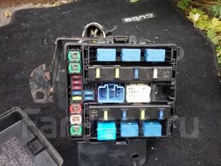 Блок предохранителей. Suzuki Escudo, TD54W, TA74W, TDB4W, TD94W, TDA4W Двигатели: H27A, M16A, J24B, J20A, N32A