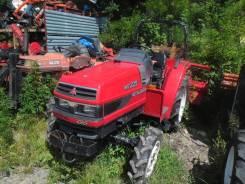 Mitsubishi MT225. Трактор 4 цилиндра, 4wd, ГУР, Реверс, фреза в комплекте