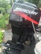 Mercury. 2х тактный, бензин, нога L (508 мм), Год: 2006 год