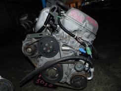 Двигатель в сборе. Suzuki Wagon R