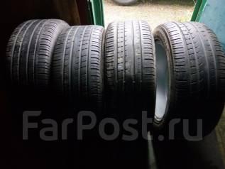Pirelli P Zero Rosso. Летние, 2007 год, износ: 20%, 4 шт