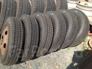 Bridgestone. Зимние, без шипов, 2014 год, без износа, 1 шт