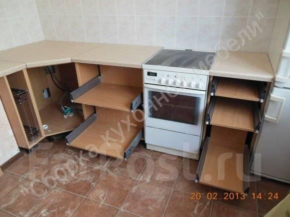 Сборка угловой кухни своими руками видео