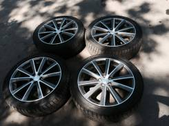 Subaru. 7.5x18, 5x100.00, ET55, ЦО 56,1мм.