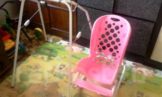 Качеля -Стол для кормления -Кресло качалка,3 в 1 порадуй своего малыша