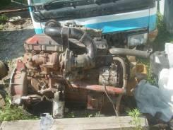 Двигатель. Nissan Diesel, PK25A Двигатель FE6
