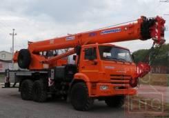 Клинцы КС-55713-5К. Продам автокран - вездеход, 25 000 кг.