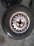 Bridgestone Blizzak VL1. Зимние, без шипов, 2014 год, износ: 10%, 4 шт