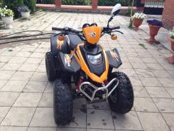 Stels ATV 100C. исправен, есть птс, с пробегом