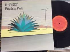 J-JAZZ! ХАЙ - ФАЙ СЕТ / HI-FI SET - Pasadena Park - JP LP 1984