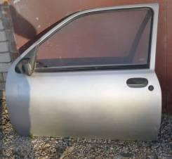 Дверь боковая. Ford Fiesta