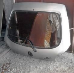 Крышка багажника. Ford Fiesta