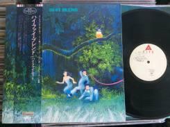 J-JAZZ! ХАЙ - ФАЙ СЕТ / HI-FI SET - Hi-Fi Blend - JP LP 1977 ВСЕ ХИТЫ