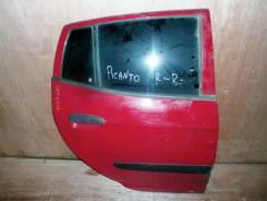 Дверь боковая. Kia Picanto