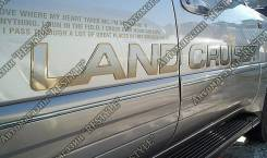Наклейка. Toyota Land Cruiser, HDJ101, FZJ100, UZJ100W, FZJ105, HDJ101K, HDJ100, HZJ105, UZJ100L, UZJ100, HDJ100L, J100