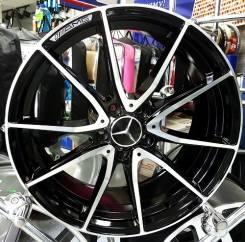 Mercedes AMG. 8.0x19, 5x112.00, ET38, ЦО 66,6мм.