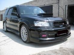 Воздухозаборник. Subaru Forester, SG