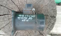 Датчик расхода воздуха. Nissan AD, VY11 Двигатель QG13DE