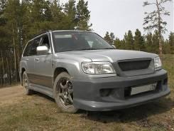Обвес кузова аэродинамический. Subaru Forester, SF5, SF9. Под заказ