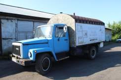 ГАЗ 3307. Продам Авто-Баню на базе Газ-3307, 4 250 куб. см., 4 500 кг.