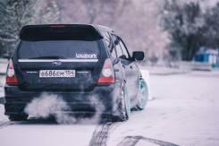 Спойлер. Subaru Forester, SG