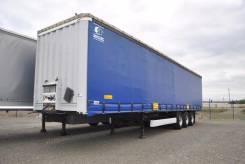 Krone SD. Шторный полуприцеп, 41 000 кг.