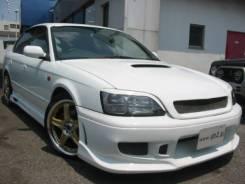 Бампер. Subaru Legacy B4, BE9, BE5, BEE Subaru Legacy, BE5, BEE, BES, BE9
