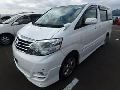 Кузовной комплект. Toyota Alphard