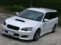 Бампер. Subaru Legacy, BL, BL5, BL9, BLE, BP, BP5, BP9, BPE, BPH. Под заказ