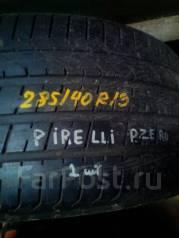 Pirelli P Zero. Летние, износ: 30%, 2 шт