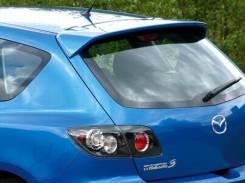 Спойлер. Mazda Mazda3, BK Mazda Atenza Двигатели: MZR, Z6, L3VE, LF17, MZCD, Y601, MZRCD, RF7J, Y655, Y650, ZJVE