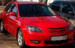 Решетка радиатора. Mazda Mazda3, BK Двигатели: MZCD, Y601, MZR, ZJVE, Y655, Y650, Z6, LF17, L3VE, MZRCD, RF7J