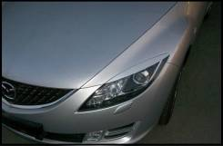 Накладка на фару. Mazda Mazda6, GH