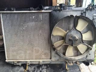 Радиатор охлаждения двигателя. Toyota Corona, ST190, CT190 Toyota Caldina, ST190, AT191, AT191G, CT190, ET196
